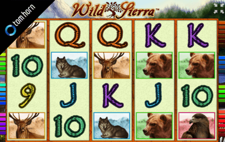 wild sierra slot machine online
