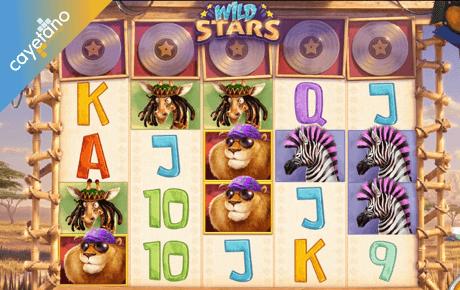 Wild Stars slot machine