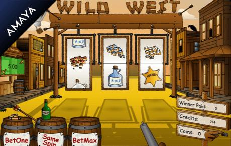wild west slot machine online