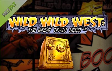 wild wild west: the great train heist slot machine online