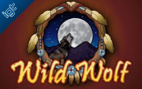 Wild Wolf slot machine