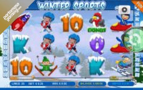 winter sports slot machine online
