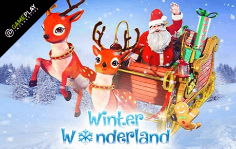 winter wonderland slot machine online
