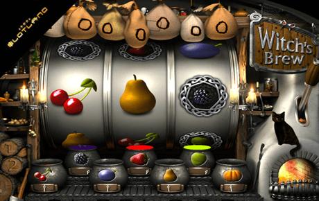 witchs brew slot machine online