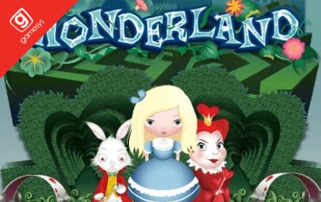Wonderland slot machine