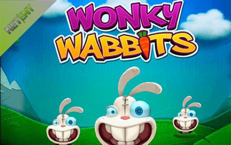 wonky wabbits slot machine online
