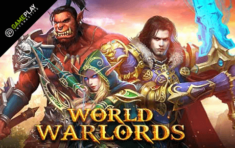world of warlords slot machine online
