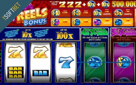 x-tra bonus reels slot machine online