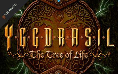 Yggdrasil The Tree of Life slot machine