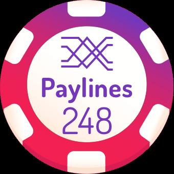 248-paylines-slots-logo