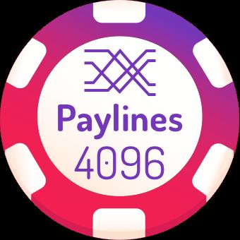 4096-paylines-slots-logo