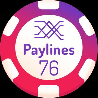 76-paylines-slots-logo
