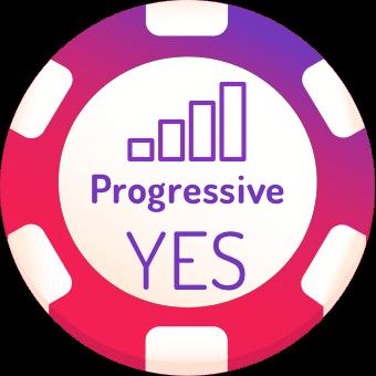 slots with progressive logo