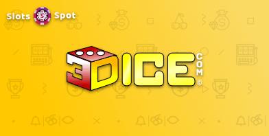 3dice.com slots free logo