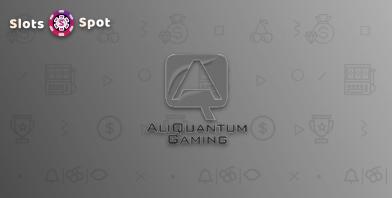 aliquantum gaming online casino logo