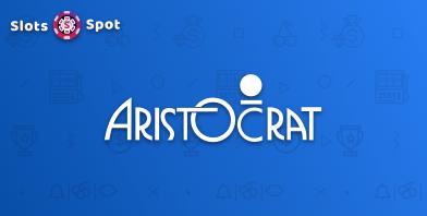 aristocrat online casino logo