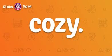 cozy games online casino logo