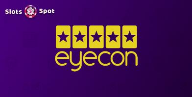 eyecon online casino logo