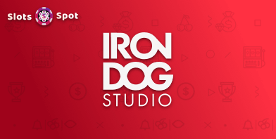 iron dog studios online casino logo