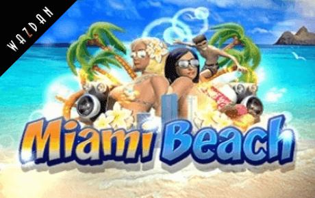 Miami Beach slot machine