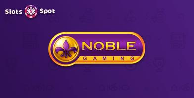 noble gaming online casino logo