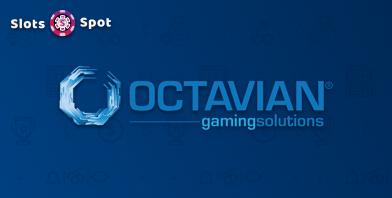 octavian gaming online casino logo