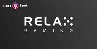 relax gaming online casino logo