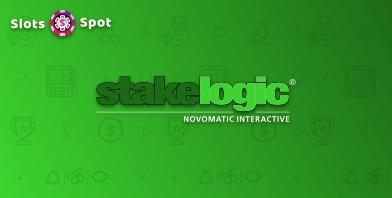 stakelogic slots free logo