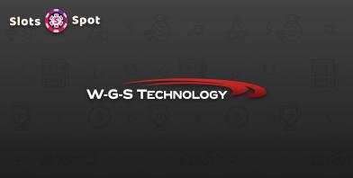 wgs technology (vegas technology) online casino logo