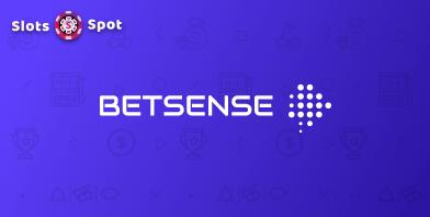 betsense slots free logo