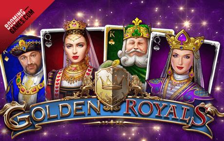Golden Royals slot machine