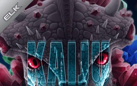 Kaiju slot machine