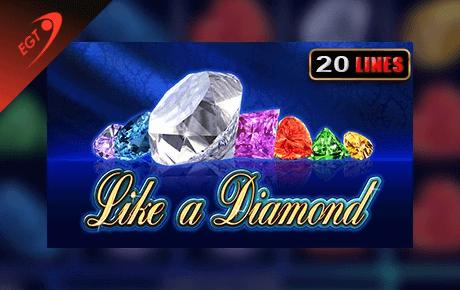 like a diamond slot machine online
