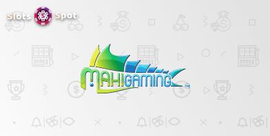 mahigaming slots free logo