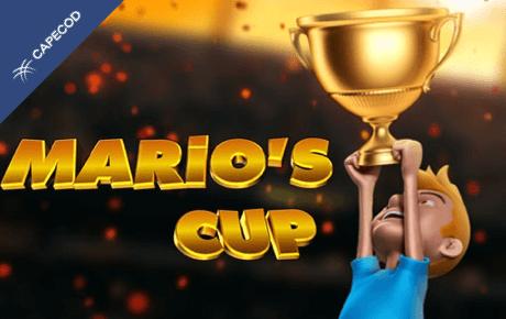 marios cup slot machine online