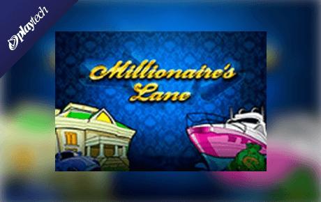 millionaire's lane slot machine online