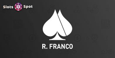 r. franco slots free logo