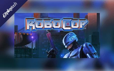 RoboCop slot machine