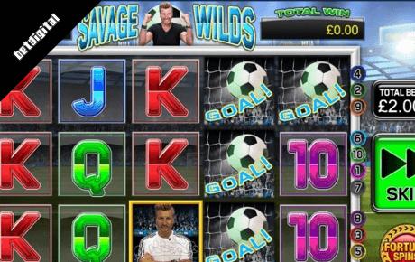savage wilds slot machine online