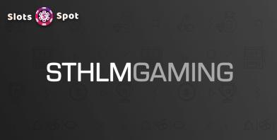 sthlm gaming slots free logo