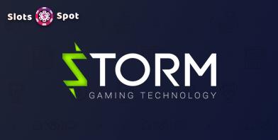 storm gaming slots free logo