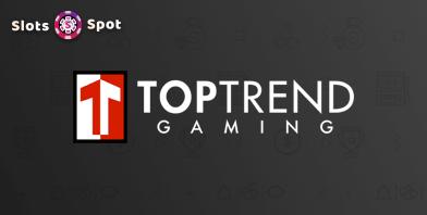 toptrend gaming slots free logo