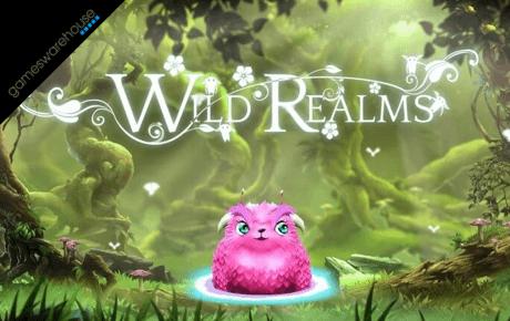 wild realms slot machine online