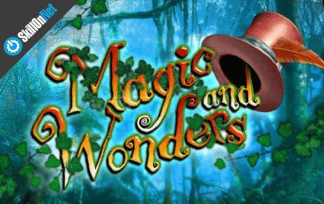 Magic Wonders slot machine