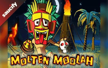 Molten Moolah slot machine