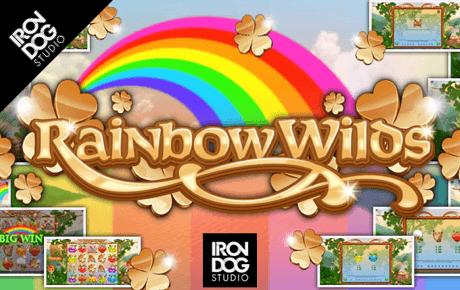 Rainbow Wilds slot machine