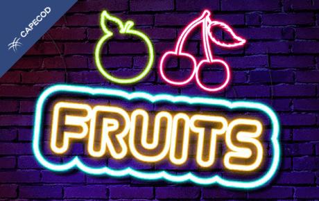 fruits (capecod) slot machine online
