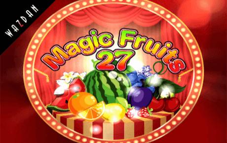 Magic Fruits 27 slot machine