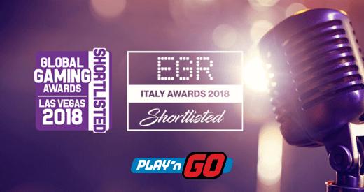playngo receive four awards