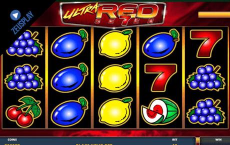 Red Seven Ultra slot machine